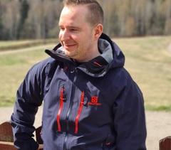 Tuoreet kasvot -sarjassa esittelyssä Olli Oka