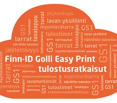Finn-ID Golli Easy Print -tulostusratkaisut