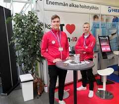 Terveys- ja talouspäivät Porissa 2019