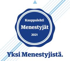 Finn-ID Oy:lle on myönnetty Kauppalehden Menestyjät 2021 -sertifikaatti