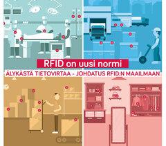 RFID on uusi normi -opas nyt tilattavissa!