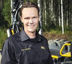 Tommi Väänänen Ponsse Oyj