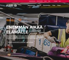 Finn-ID:n uudet verkkosivut on avattu!